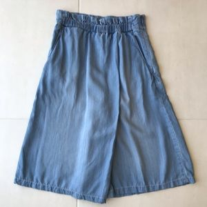Anthropologie Holding Horses Tristane Culottes
